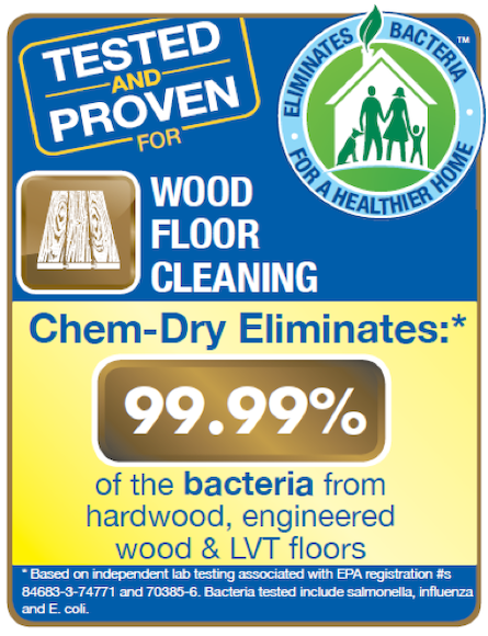 Wood Floor Cleaning Indianapolis, IN Area | Chem-Dry by Kevin Jones